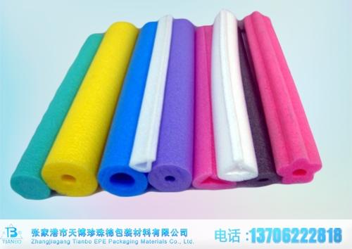 杭州EPE珍珠棉管材